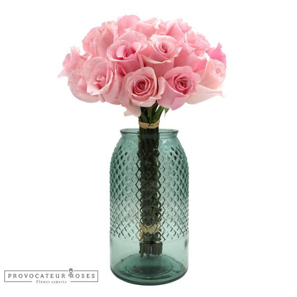 Ramo de rosas rosas
